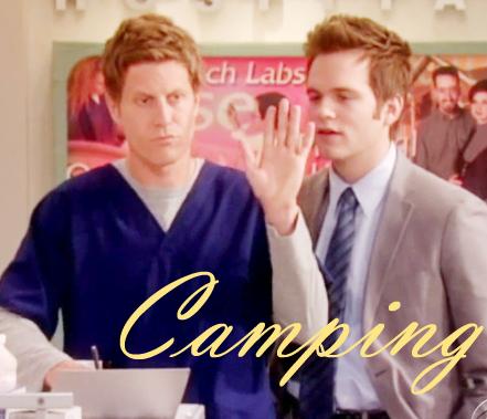 FFF -  Camping