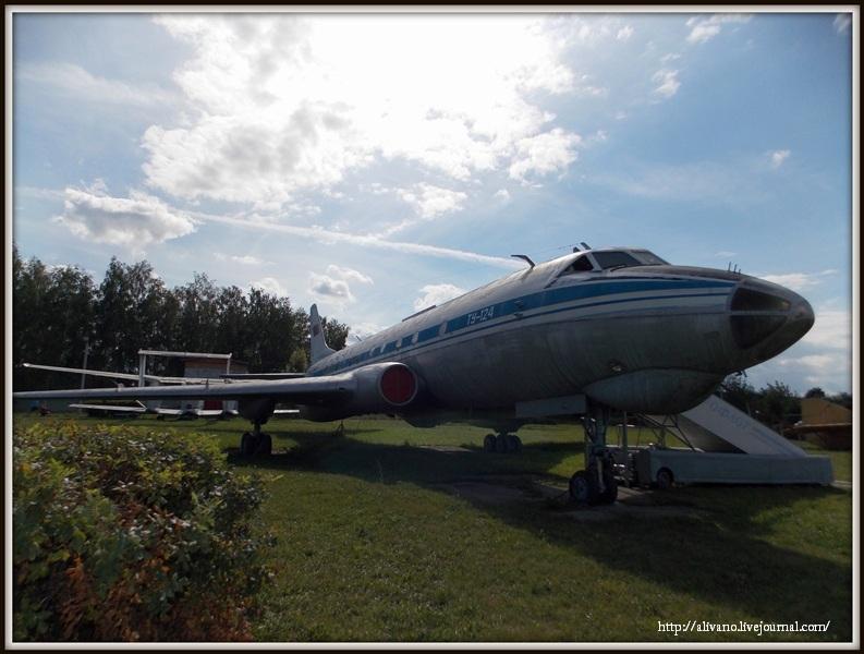 Ту-124_полный