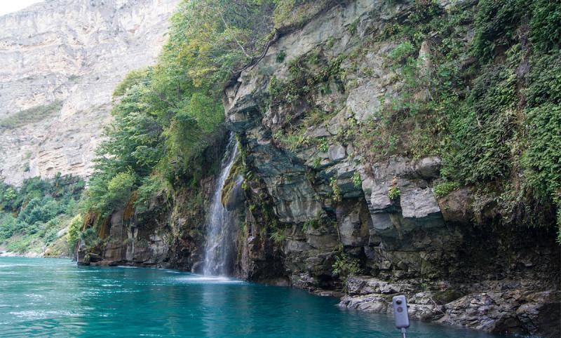 Гунибское водохранилище