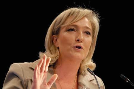 Vive Marine Le Pen