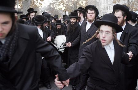Бедные бедные евреи