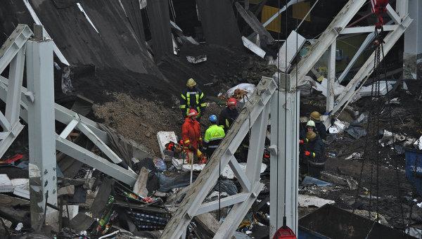 Трагедия в Риге
