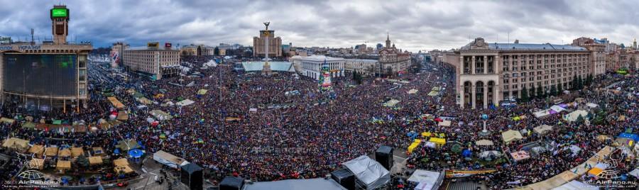 Киев 8 декабря 2013 года