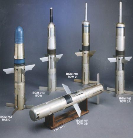 Raytheon BGM 71 TOW