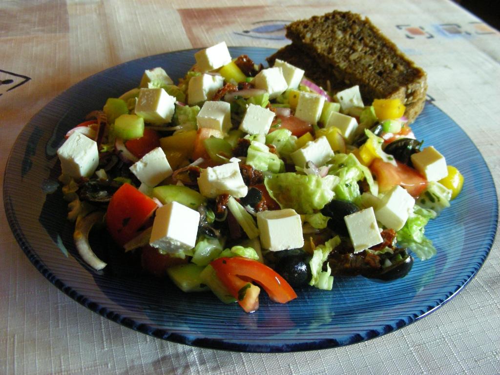 Альтернатива Греческому салату