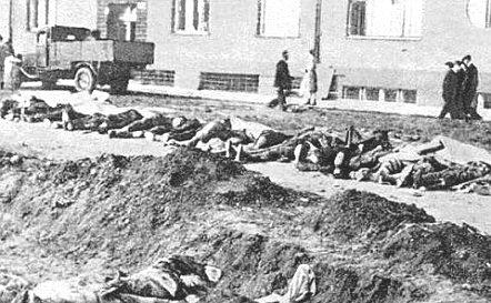 Смертный приговор национал-социалистической Германии