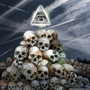 NWO Pyramid of Power