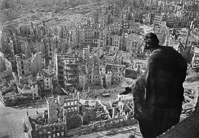 Gedenken an Dresden