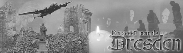 Vergesst niemals Dresden