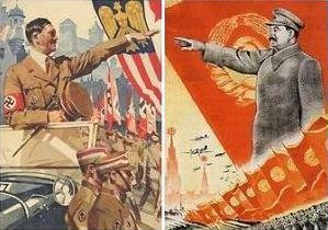 Nazi Germany vs Soviet Union