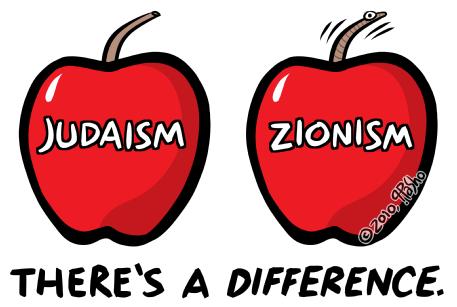 ZIONISM vs JUDAISM