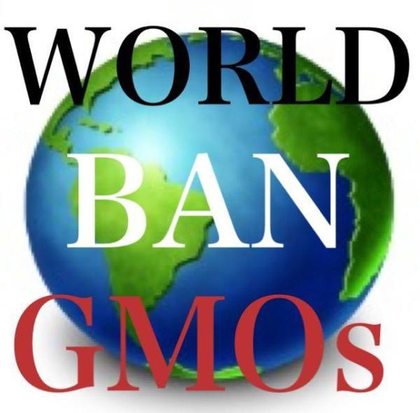 World ban GMOs