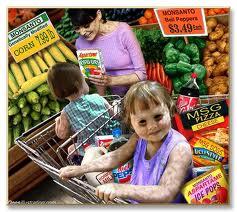 GMO Supermarkets