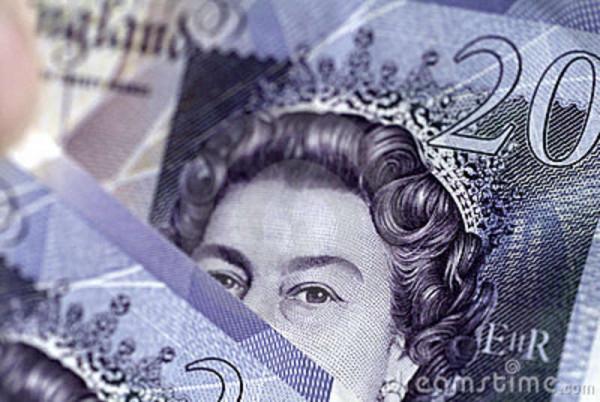 British monarchy Pound
