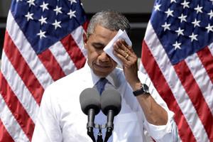 Барак Обама представил программу борьбы с изменениями климата