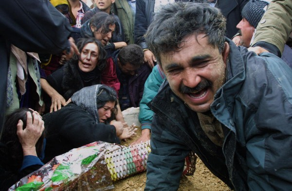 Боевики казнили 450 курдских заложников на севере Сирии