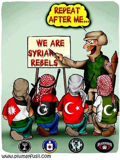 Демократизаторы Сирии