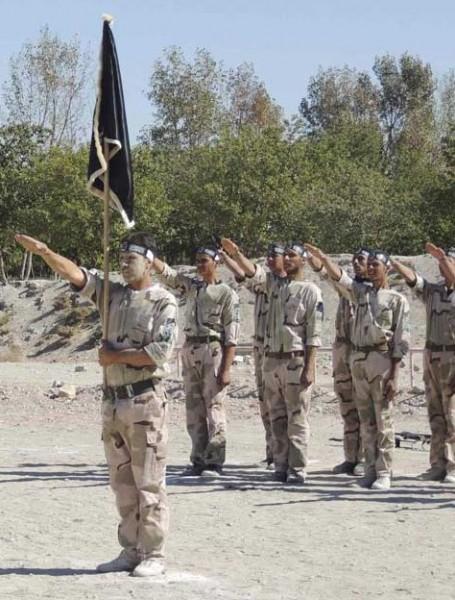 Sieg Heil сирийских демократизаторов