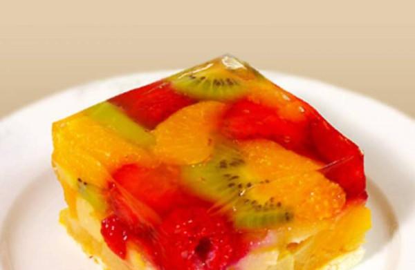 Желе фруктовое рецепт с фото