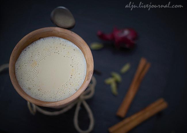 Karak chai (Чай карак)