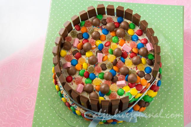 cake pinata