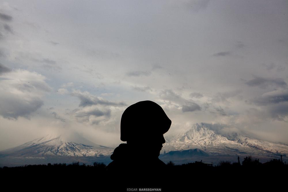 Ararat Soldier