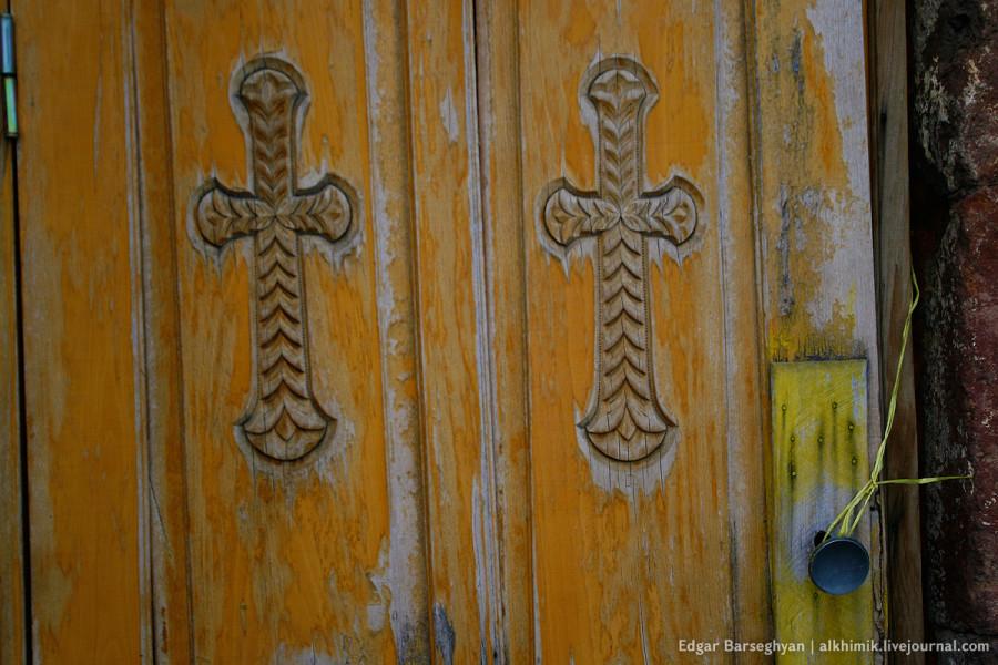 Айраванк: дверь