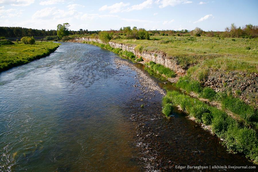 Река Аргичи