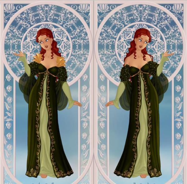 Goddess Maker AtFDaRO Persephone
