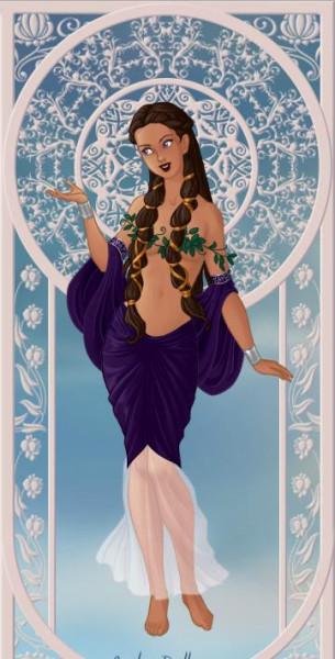 Goddess Maker Lenne