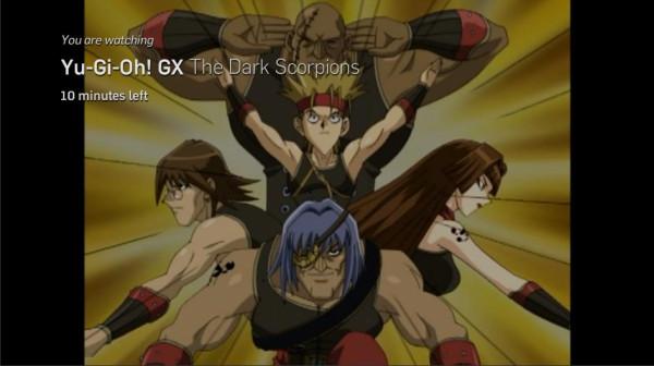 Dark Scorpions Sentai