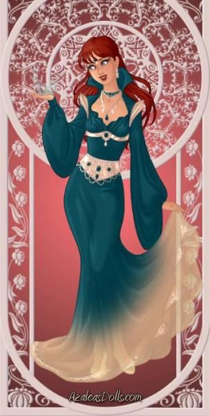 Goddess Maker Alaine Barzahd (SC)