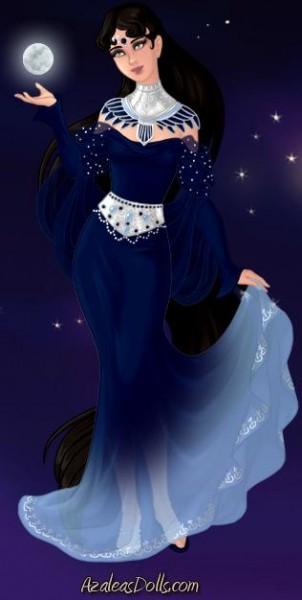 Goddess Maker Selene