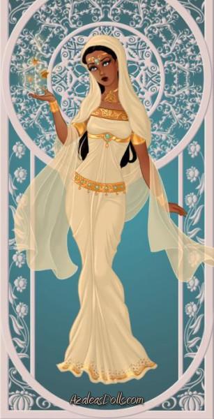 Goddess Maker Ishizu