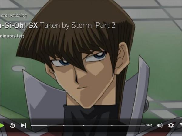 Seto in GX 3