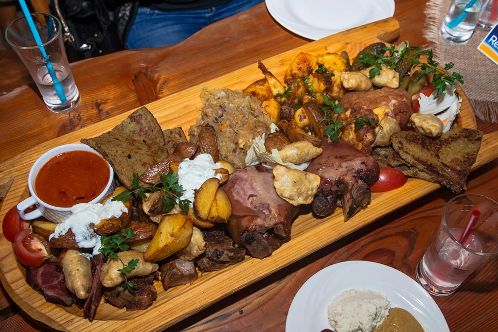 Что едят в Польше