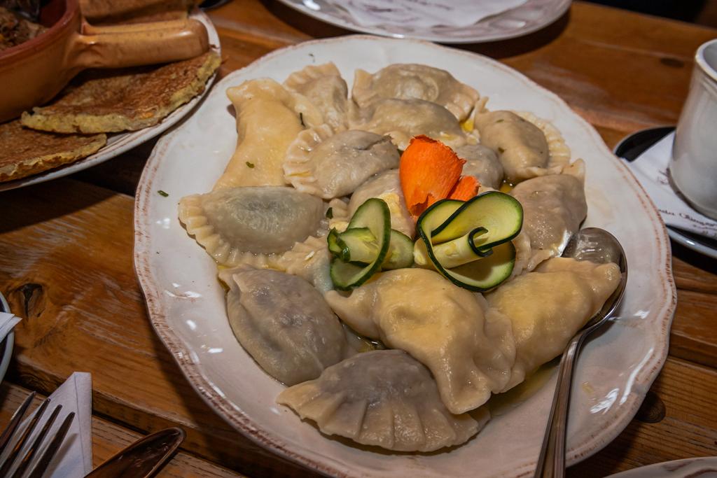Пироги польские похожи на вареники как готовят