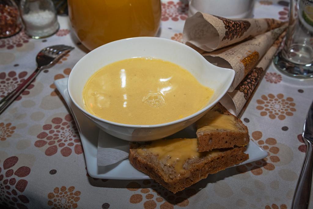 Хреновый борщ или суп из хрена в Польше