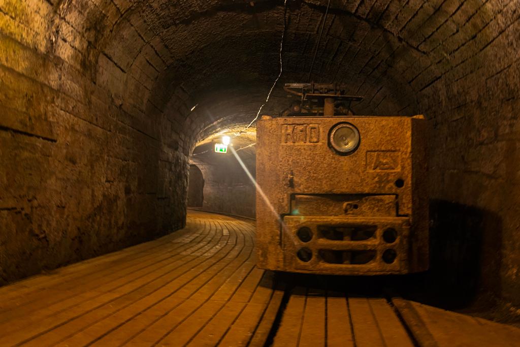 Заброшенная шахта в Кохтла-Нымме