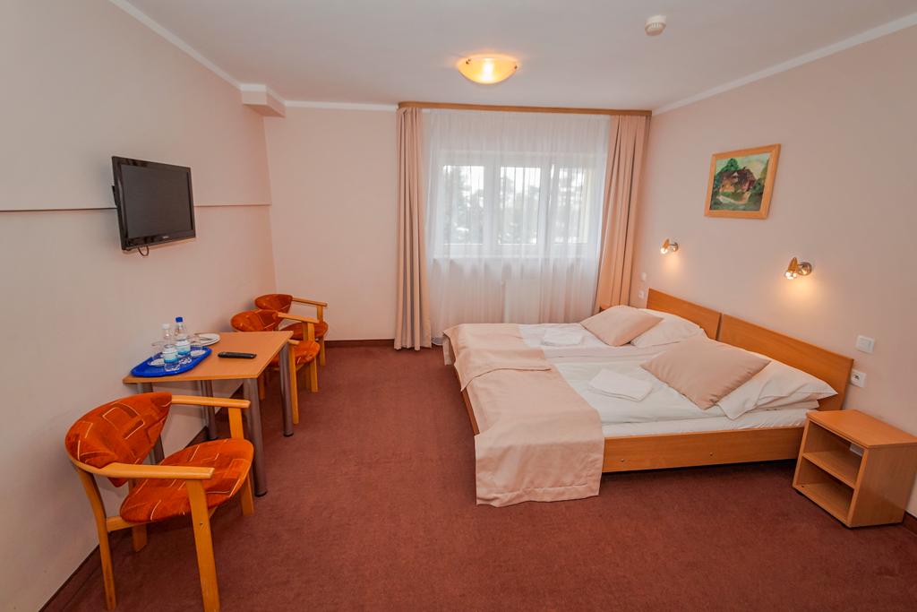 Номер в отеле Ogrodzisko в Висла-Малинка в Польше