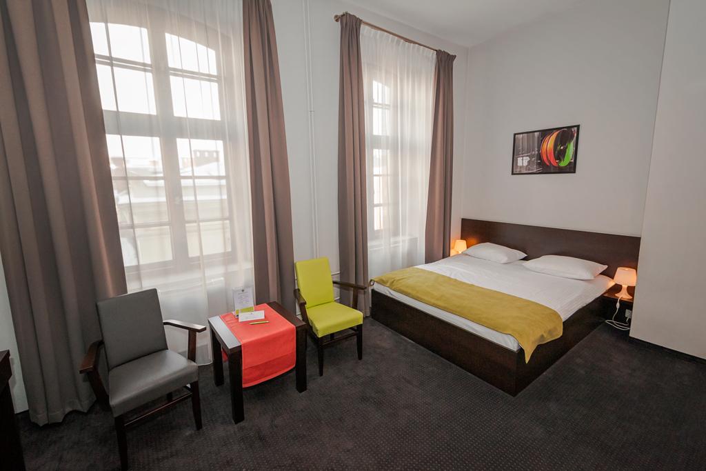 Номер в отеле Grepielnia в Бельско-Бяла в Польше