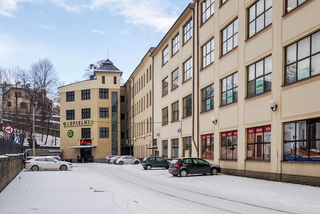 Внешний вид отеля Grepielnia