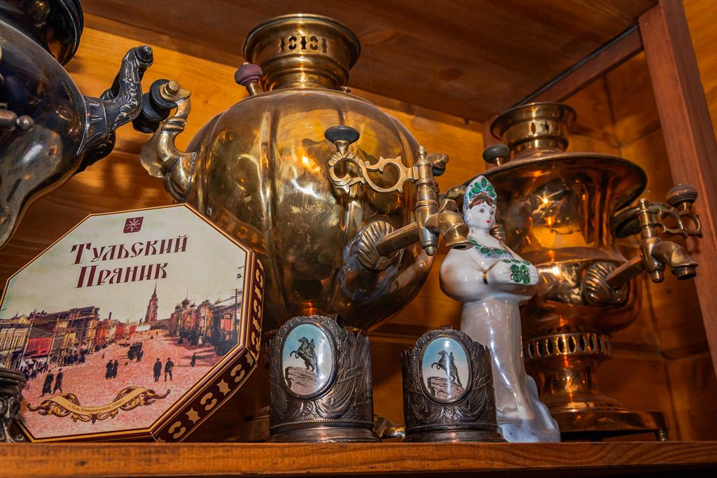 История появления русского самовара