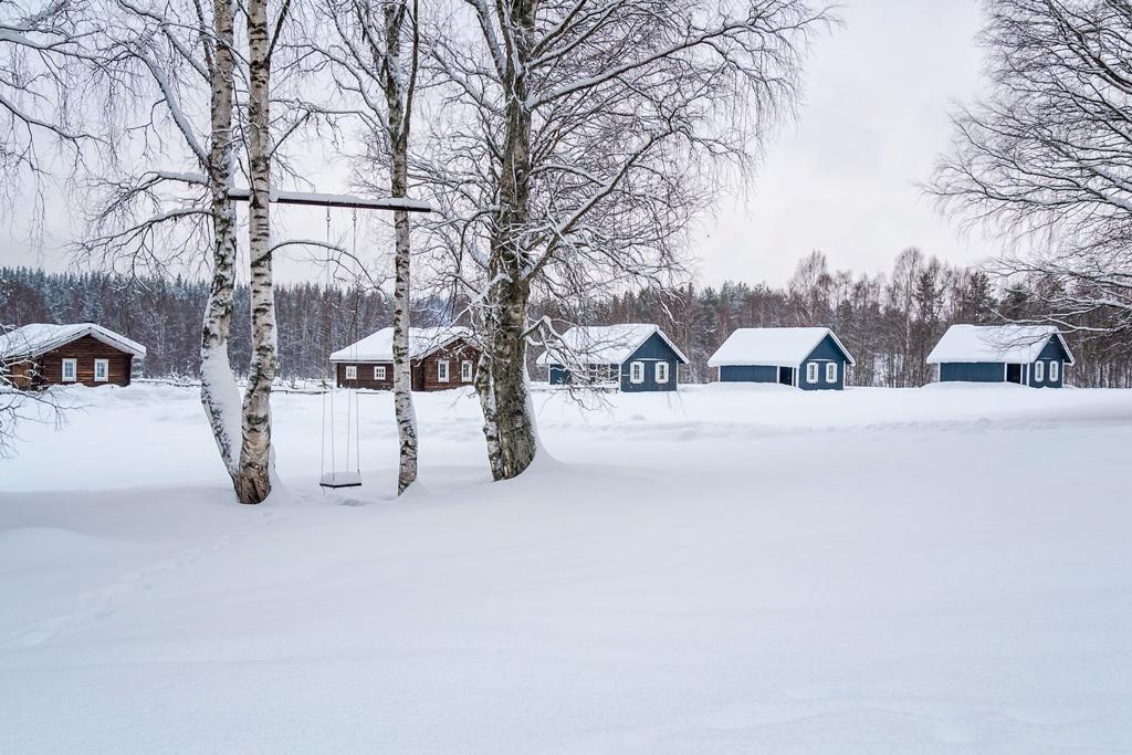 Зима на хуторе Кормило