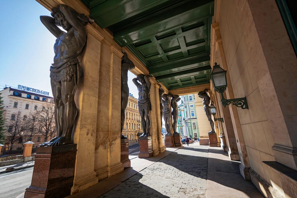 детерминантный, поэтому, фото памятников атлантов в спб сожалению
