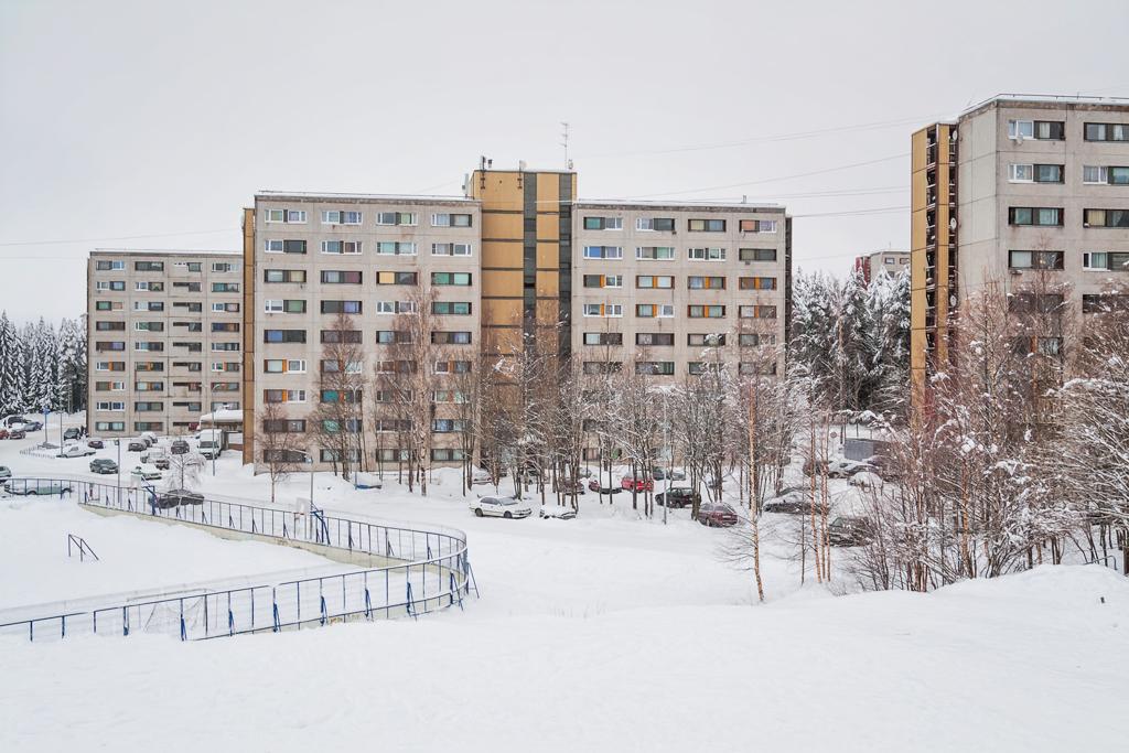 Общаги или общежития в Костомукше