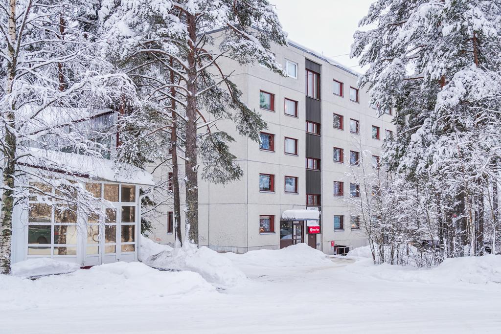 Финские дома в Костомукше