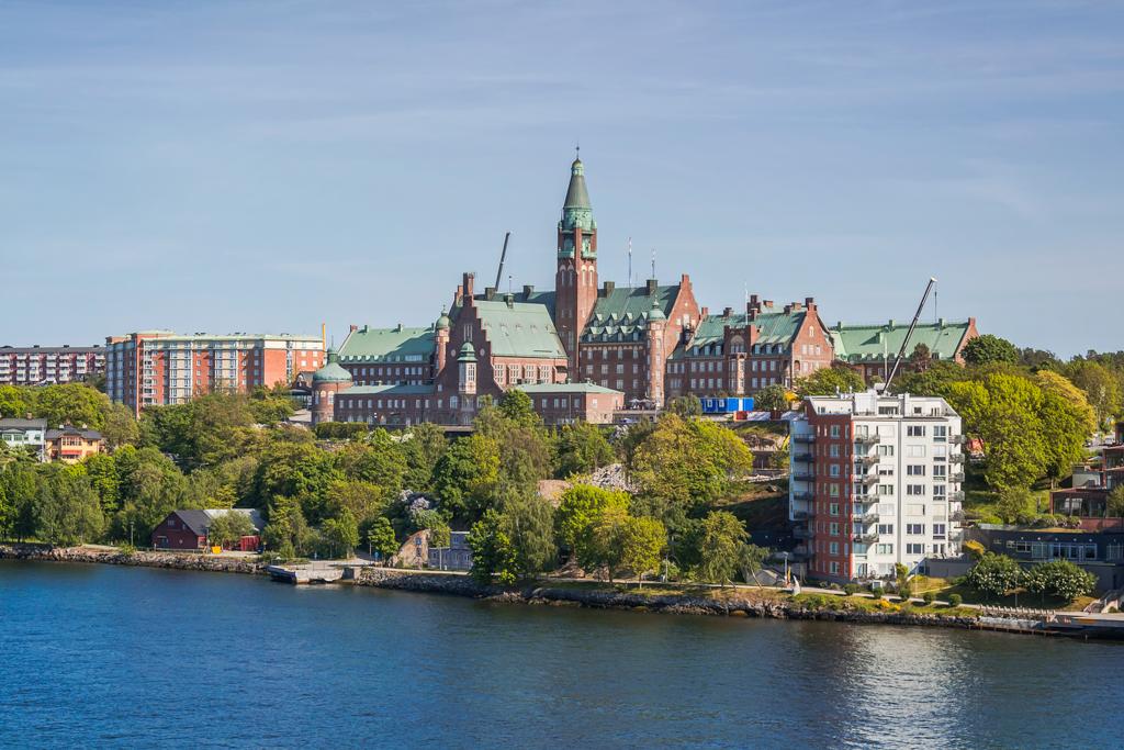 Стокгольм дом престарелых