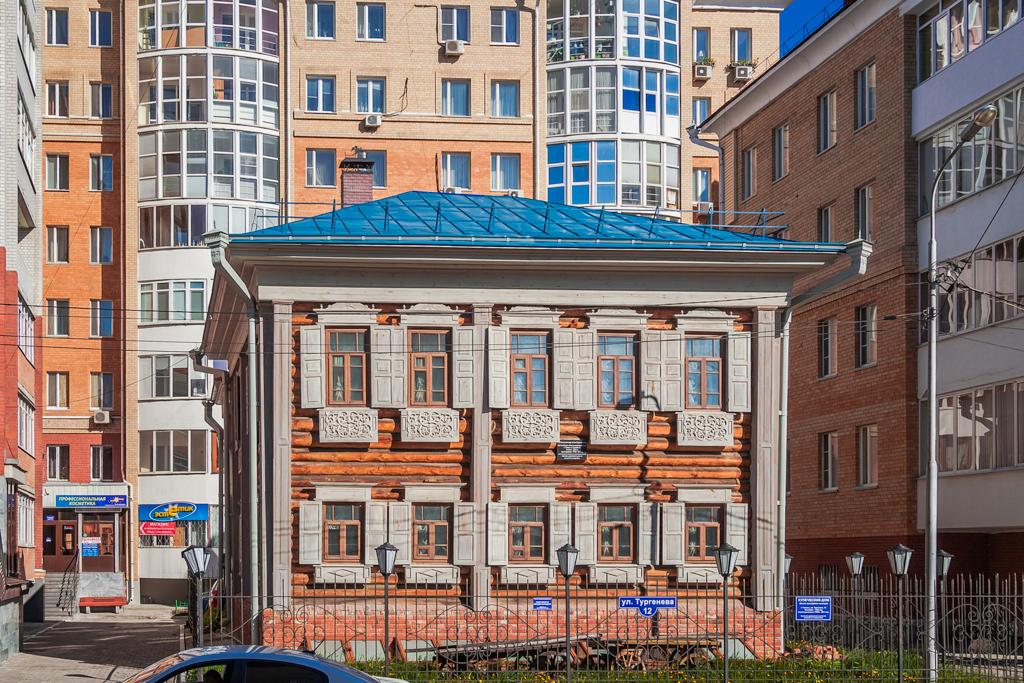 Исторический дом, Тюмень