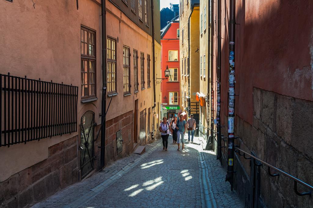Занавески запрещены! Ну и другие глупые законы Швеции